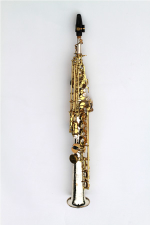 ソプラノ・サクソフォン Soprano Saxophone