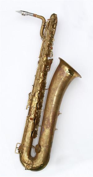 バリトン・サクソフォン Baritone Saxophone